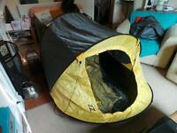 Tent pop up 2 man