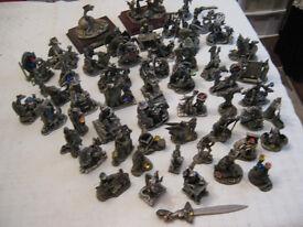 Myth and Magic, The Tudor Mint job lot 53 Pieces