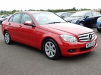2008 mercedes C180 kompressor SE auto only 75000 miles motd until jan 2017, only 1 owner from new