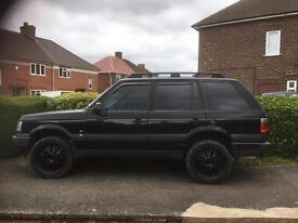 Range Rover P38 DHSE auto Black
