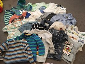 6-9 month baby boys clothes