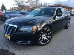 2013 Chrysler 300 S NAVIGATION LEATHER PANORAMA ROOF