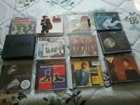 CDs.majority unplayed, £7 each. 4 for £25. Job lot 15 for £90