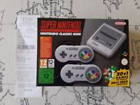 Mini Snes up for swaps, what have you got ? :)