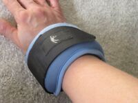 Resistance wrist and ankle weights