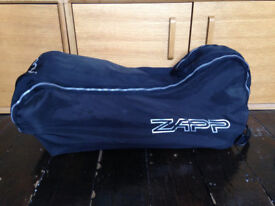 Quinny Zapp buggy with carrying case
