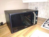 SAMSUNG Microwave MS23F301EAK solo
