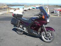 KAWASAKI CONCOURS/GTR1000 low miles