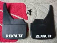 Renault Mud Flaps