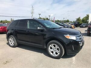 2013 Ford Edge SEL-AWD, Heated Seats, Reverse Sensing