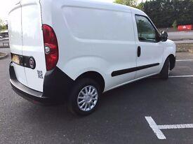 FIAT DOBLO CARGO 1.3JTD 16v (90) (EU V) Multijet L1 (s/s) Panel Van 2012