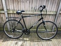 "Professional Mens 22"" Hybrid Bike"