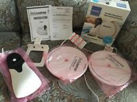 Babysense 5 baby breathing monitor