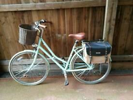 Pendleton Somerby Hybrid Bike Mint Green