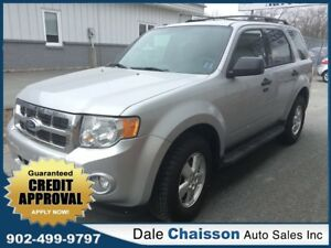 2011 Ford Escape XLT, V6, All Wheel Drive