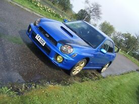 SUBARU WRX TURBO NICE SPEC CLEAN EXAMPLE NO OFFERS MAY PX NO TIMEWASTERS IV18 0LP