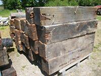 oak beams reclaimed