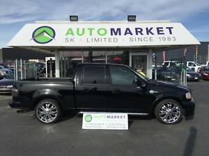 2002 Ford F-150 Harley-Davidson SuperCharged!