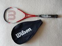Squash Racquet - Brand New Wilson