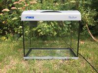fish tank/aquarium or vivarium - 25 litre