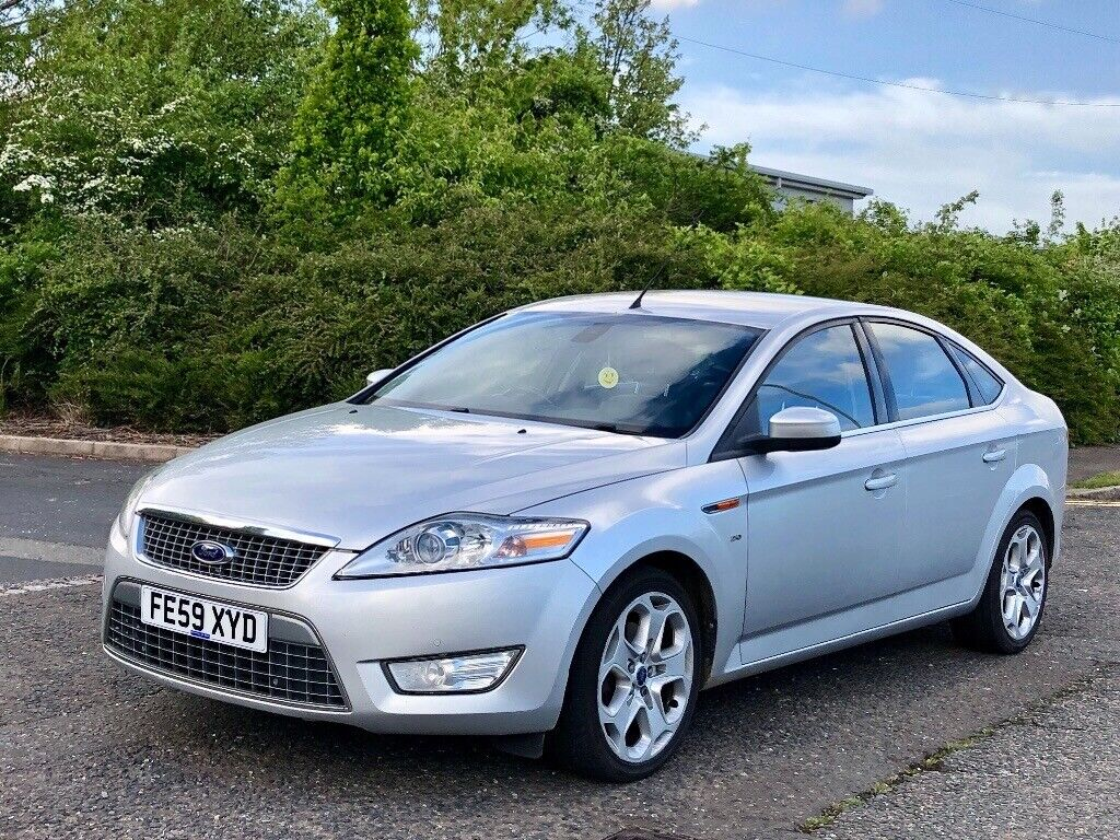 2009 Ford Mondeo 2 0 Tdci Titanium X 5dr  Heated Leather
