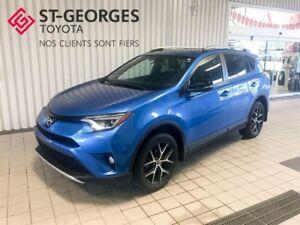 2016 Toyota RAV4 SE, AWD, NAVIGATION,TOIT OUVRANT
