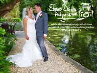 Professional Wedding Photographer still has limited dates free for 2016 and 2017