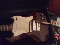 Gibson melody maker sg made in usa circa 1967