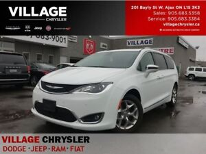 2017 Chrysler Pacifica Limited Platinum Advanced Safety,Panorami