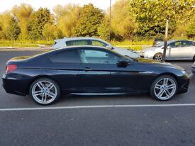 BMW 640d M Sport