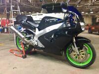 Yamaha YZF750R Sports road track bike collectors May swap Drz, xt660, CRF, Dominator or similar
