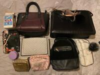 OLD HANDBAGS (could be used for parts)
