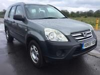 SALE! Bargain Honda CR-V vtec, long MOT full main dealer history, ready to go