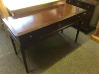 Stag Minstrel 3 drawer dressing table * free furniture delivery.*