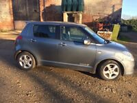 Suzuki Swift - Quick sale needed as moved to London
