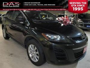 2011 Mazda CX-7 GX LEATHER/SUNROOF