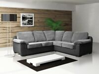 SALE PRICE SOFAS : AMY SOFA RANGE: FABRIC OR LEATHER: CORNER SOFAS, 3+2 SETS, ARM CHAIRS AND STOOLS