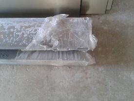 2No 2.4m long IG L10 single leaf steel lintels standard duty brand new