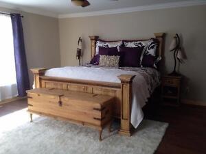 Bedroom set buy and sell furniture in regina kijiji for Bedroom furniture kijiji