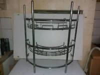 Bathroom Shelf Rack