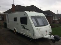 Swift charisma 570 touring caravan £9800 Ono