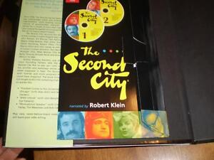 THE SECOND CITY WORLD'S GREATEST COMEDY WITH 2 CD'S Windsor Region Ontario image 2
