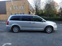 Chrysler Grand Voyager Crd Limited Automatic Diesel 0% FINANCE AVAILABLE