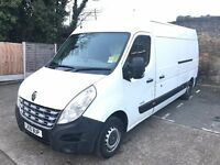10 REG RENAULT MASTER LWB NEW SHAPE 2.3 DCI DRIVES SUPERB NOT TRANSIT CRAFTER SPRINTER RELAY MOVANO