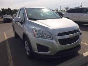 2015 Chevrolet Trax **Low kms!  Front Bucket Seats!**