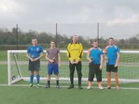 football players wanted for 5aside football team