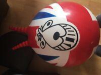 Union Jack space hopper