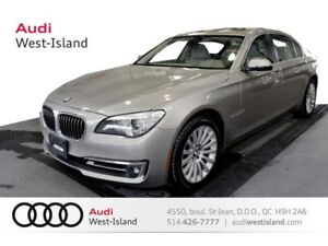 2013 BMW 7 Series 740Li xDrive * NAVIGATION * BACK UP CAMERA *