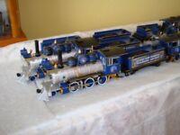 0n30 Model Trains ( 6 locomotives )