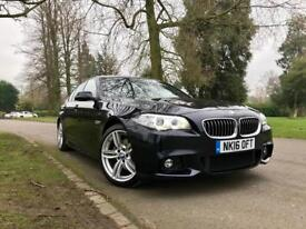 BMW 520d M Sport, 2016 (16), automatic, Facelift, top spec